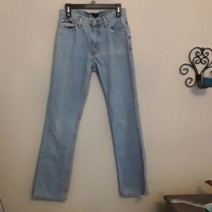 Tommy Hilfiger Sz 7 Vtg hise rise jeans